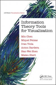 "Portada del llibre ""Information Theory Tools for Visualization"""